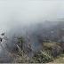 VIDEO - Incendio afecta varias fincas en Dajabon, próximo a estación de gas