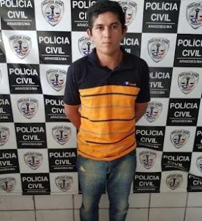 Homem é preso em Araioses após estuprar a própria filha de 12 anos