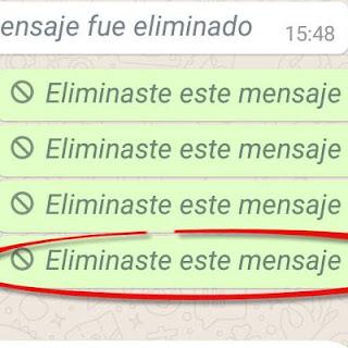 Whatsapp te dará más tiempo para eliminar los mensajes enviados