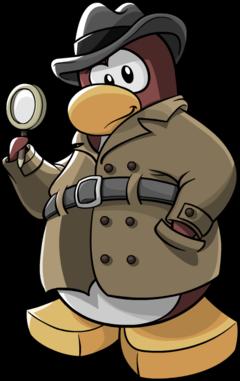 Club Penguin Diversão: Possível puffle Lava ou Rubi?