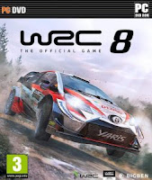 WRC 8 FIA World Rally Championship Torrent (2019) PC GAME Download