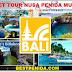 PAKET TOUR NUSA PENIDA BAGIAN BARAT