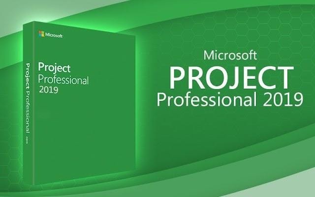 Chia sẽ bộ cài đặt Microsoft Project - phiên bản 2019- full