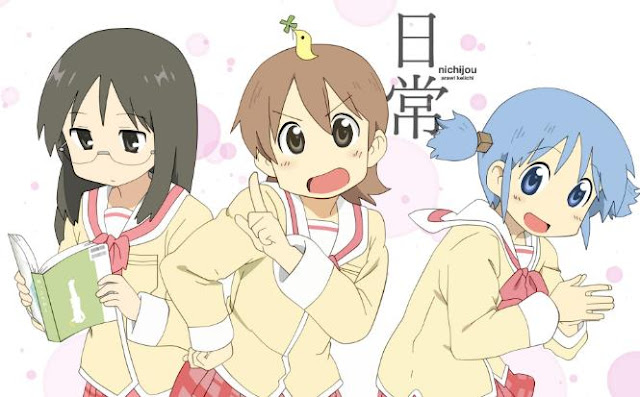 Anime Slice of Life Comedy Terbaik - Nichijou