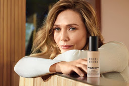 Elizabeth Olsen Is Named Bobbi Brown Cosmetics Ambassador