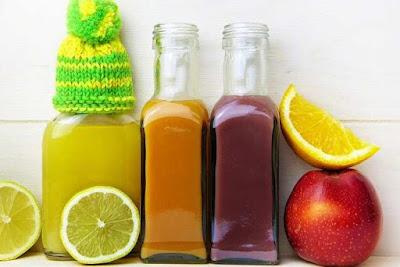 فوائد عصير التفاح والليمون وطريقة تحضيره
