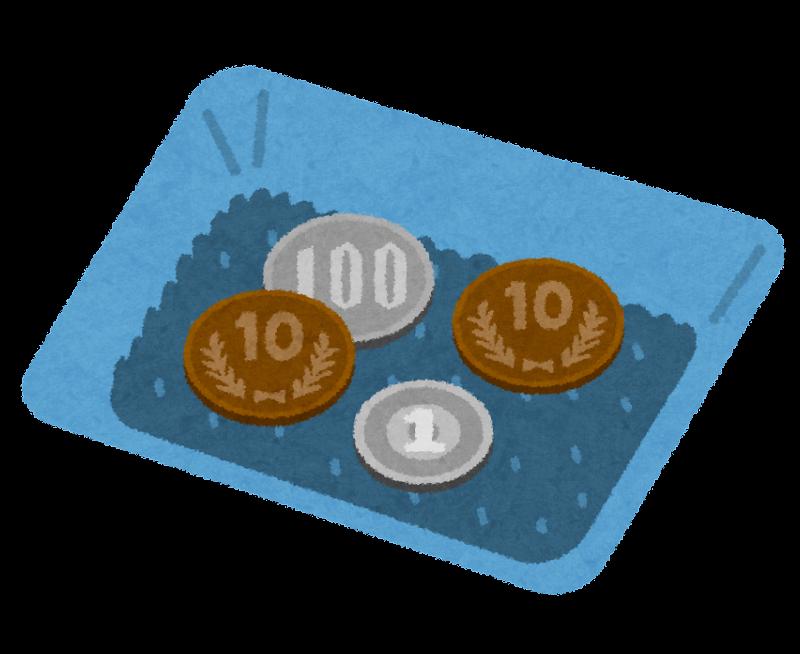 小銭121円分