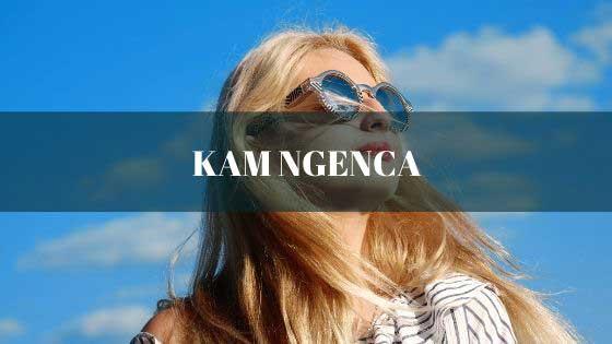KAM NGENCA - LIRIK Lagu Batak KARO