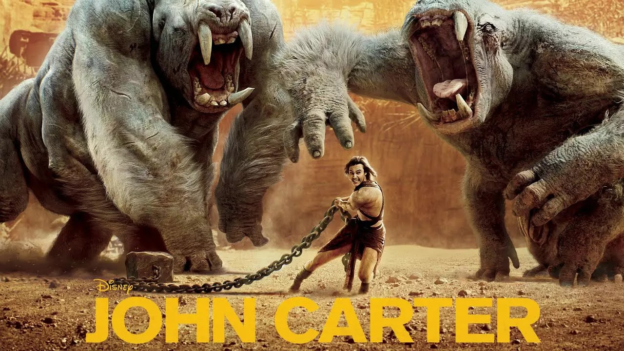 John Carter (2012) hindi dubbed