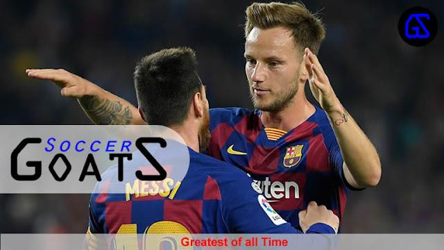 Barcelona Fans Upset with Ivan Rakitic because of his Recent Instagram Post.