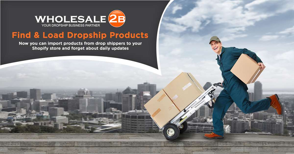 Dropshipping Companies In USA