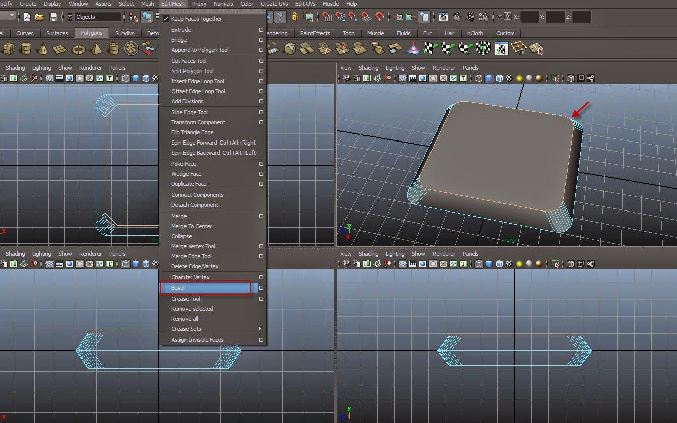 Joystick Modeling 05