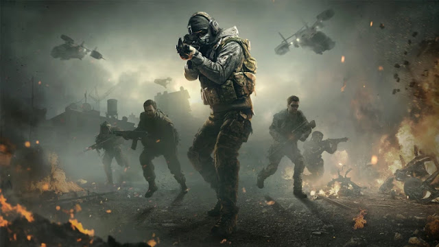 لعبة Call of Duty Mobile تحطم رقم قياسي غير مسبوق في عدد التحميلات ، شيء خيالي !
