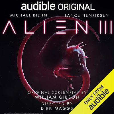 Alien III, William Gibson, Audible