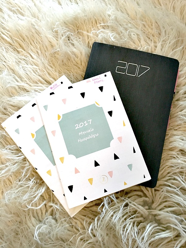 Why I love my paper planner and how I use it - Ioanna's Notebook