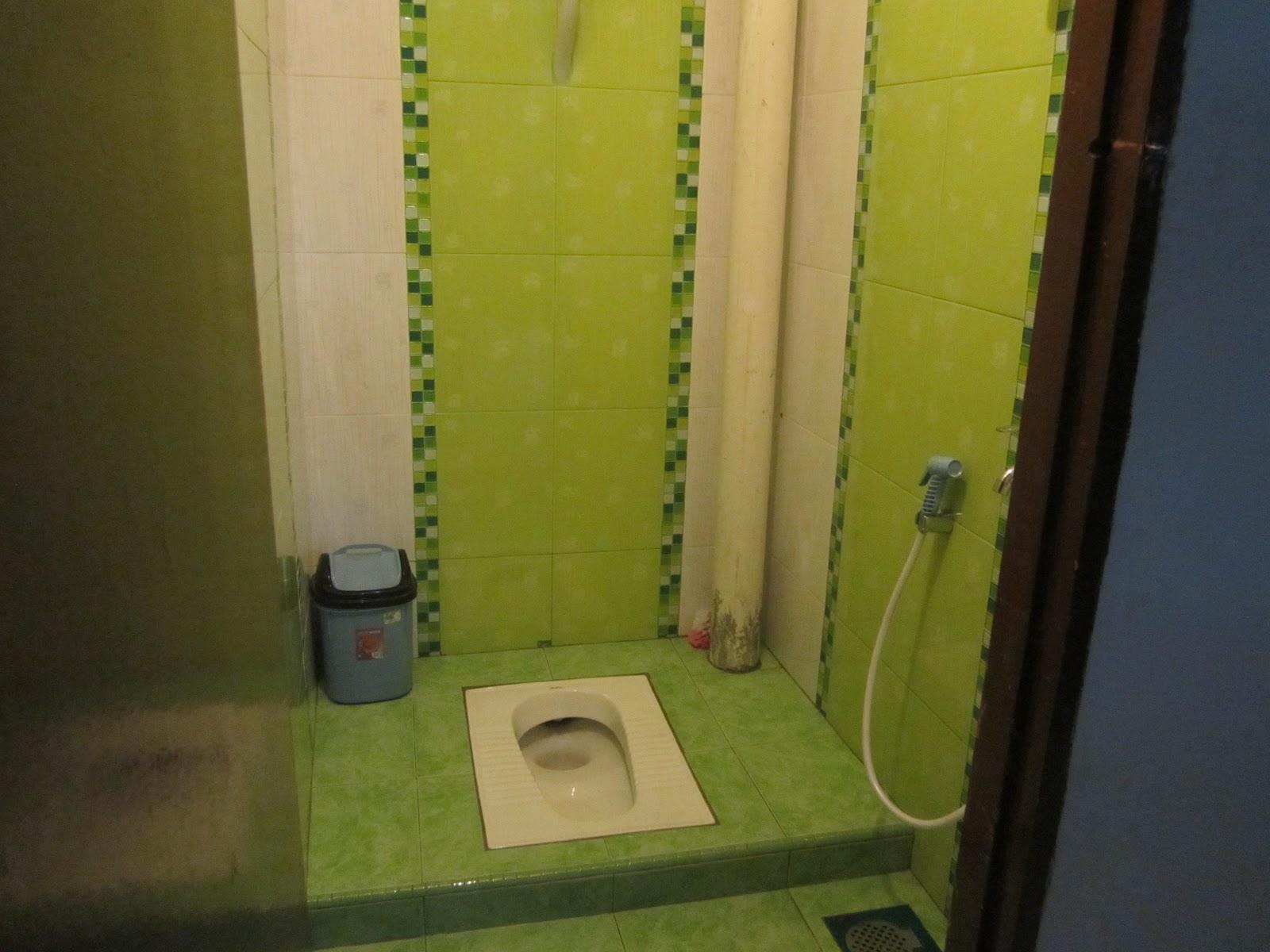 Deco Bilik Air Rumah Kampung Design
