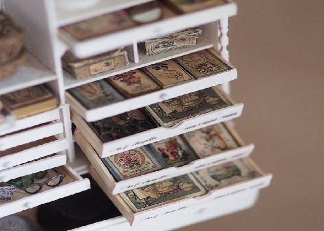 miniatur kuno