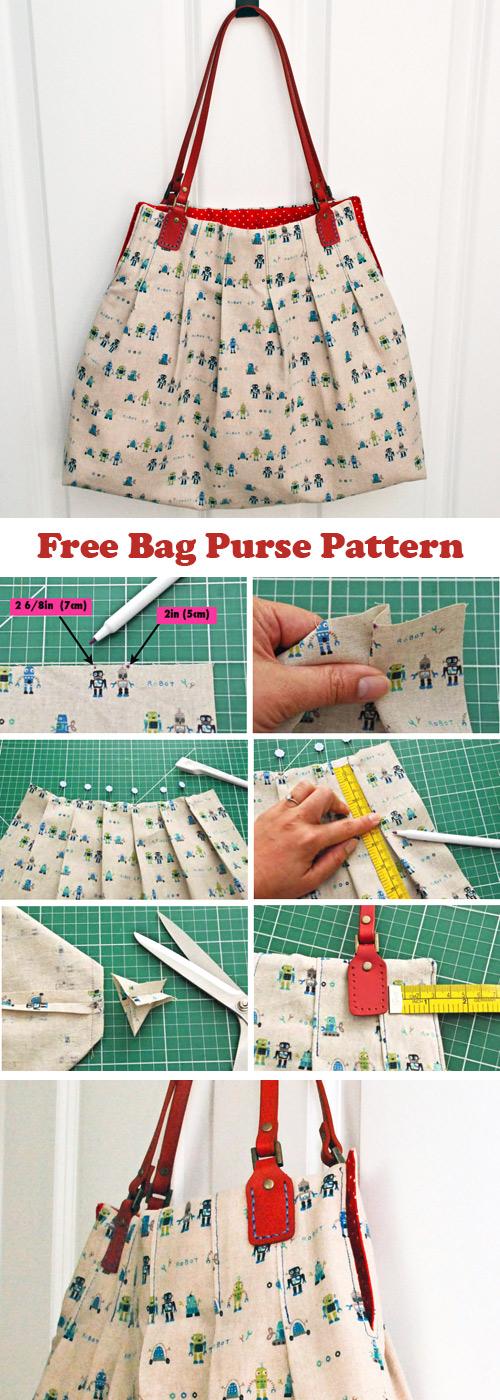 Free Bag Purse Pattern