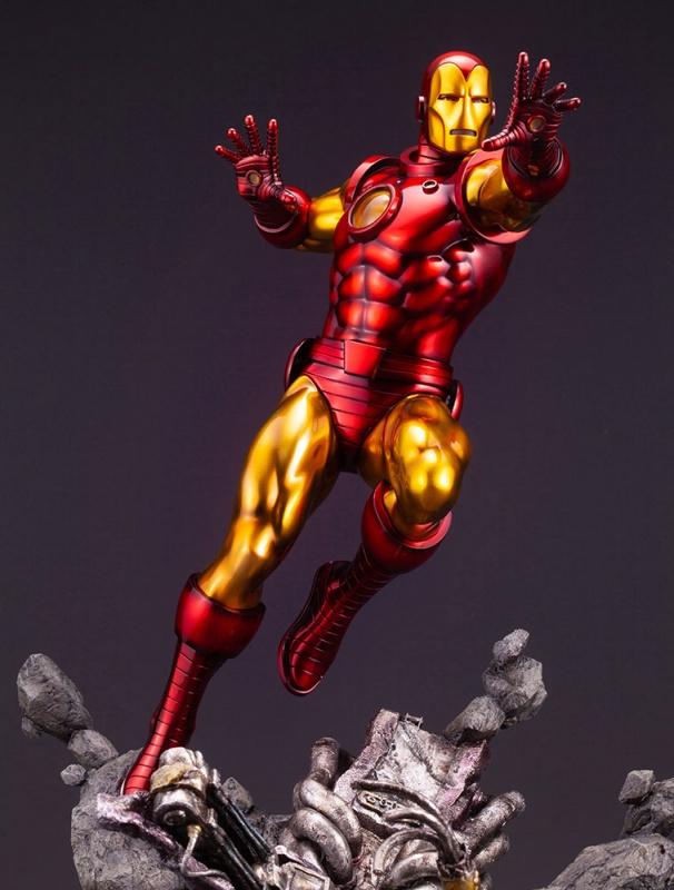Iron Man Avengers Fine Art Statue 1/6 (Kotobukiya)