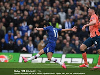 Chelsea 2-0 win over Everton at home