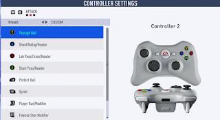 Cara Setting Stick Controller Game FIFA Agar Seperti PES