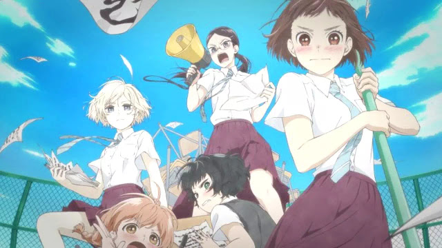 Araburu Kisetsu no Otome-domo yo Episode 1-12 Subtitle indonesia