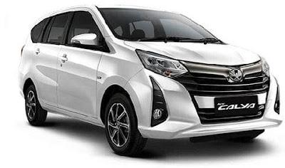 Harga Mobil Murah 2020-Toyota Calya