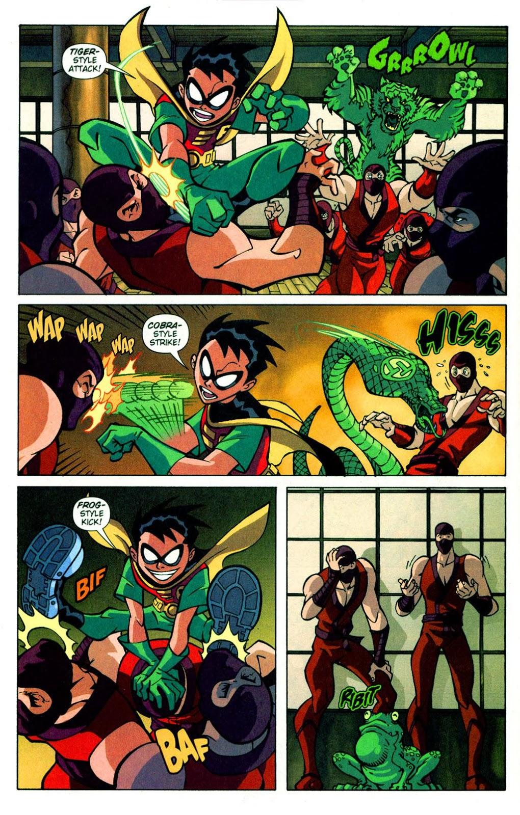 Teen Titans Porn Cartoon