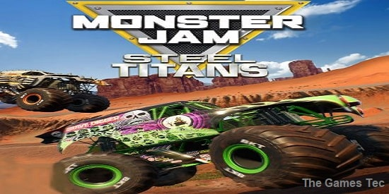 Monster Jam Steel Titans Review, PS4 release date, gameplay, update trailer, dlc, pc, xbox one | Monster Jam Steel Titans Switch (in 2020)