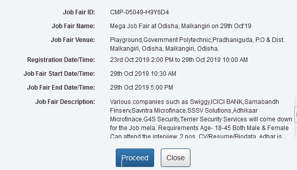Mega Job Fair in Odisha, Odisha Job Fair, Malkangiri Job Fair, Malkangiri Mega Job Fair, Malkangiri Recruitment, Recruitment In Malkangiri, Odisha Mega Job Fair in Hindi, Malkangiri Job Fair in Hindi, 2019-20, Malkangiri Job Fair in Odisha 2018-2019.