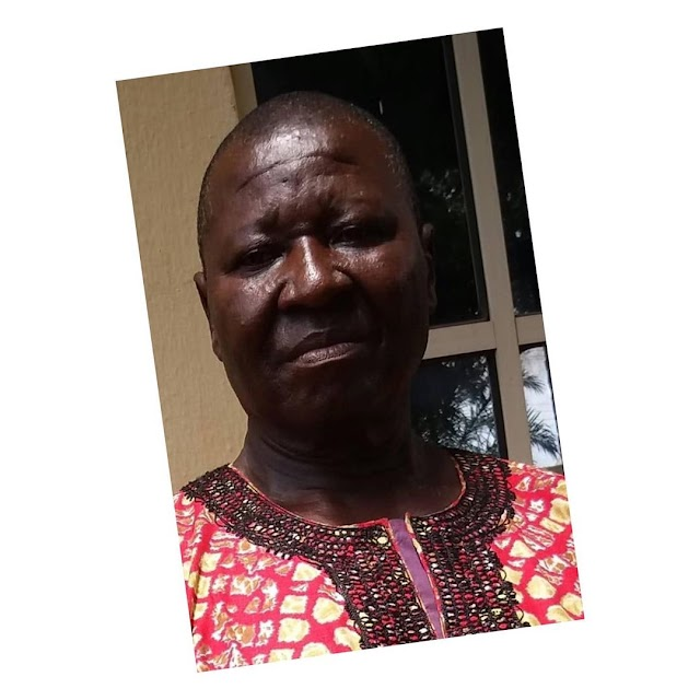 60-yr-old man arrested for defiling a 9-yr-old girl in Anambra. PHOTOS