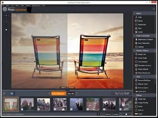 تطبيق, حديث, ومتطور, لتعديل, الصور, وتظبيطها, وتحسين, جودتها, بإحترافية, Ashampoo ,Photo ,Optimizer