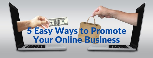 How to promote a new or small online business