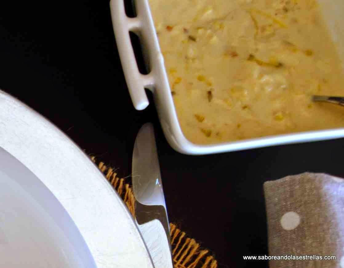 Crema -salsa- de Estragon