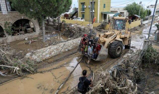 [Ελλάδα]Εύβοια:Ταυτοποιήθηκε ο όγδοος νεκρός που βρέθηκε στην παραλία του Καλάμου
