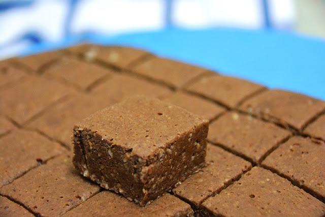3 ingredients chocolate fudge recipe