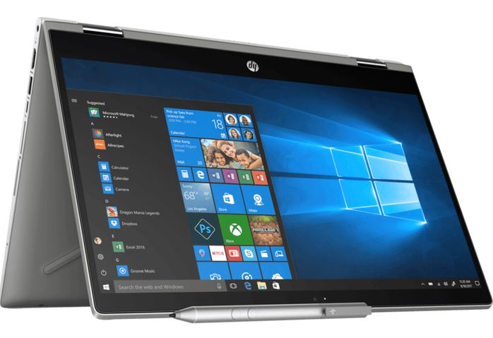 HP Pavilion x360 14-dh0012tx, Laptop Hybrid Tipis Berkinerja Tinggi