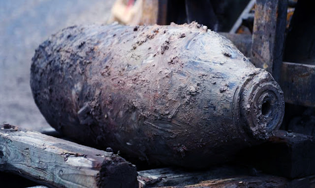 Tunisie: une bombe de la 2ème guerre mondiale retrouvée à suisse