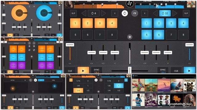 Cross dj mix android app