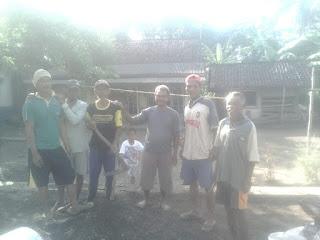 Kadus Sindeh Desa Wringinharjo : Pelopori Kegiatan Rutin Kerja Bhakti