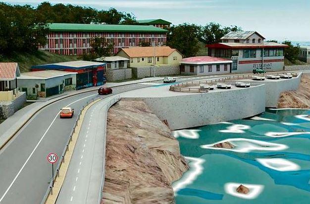 Nuevo borde costero tendrá ciclovía más larga de Valparaíso