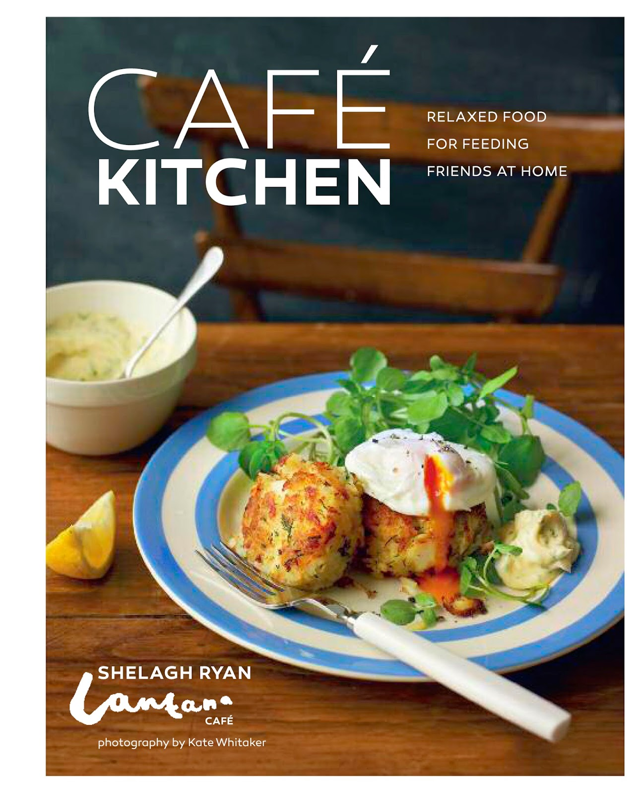 Cover of Cafe Kitchen Cookbook
