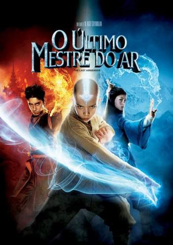 O Último Mestre do Ar Torrent – BluRay 720p/1080p Dual Áudio