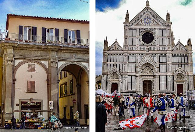 Santa Croce, Florença