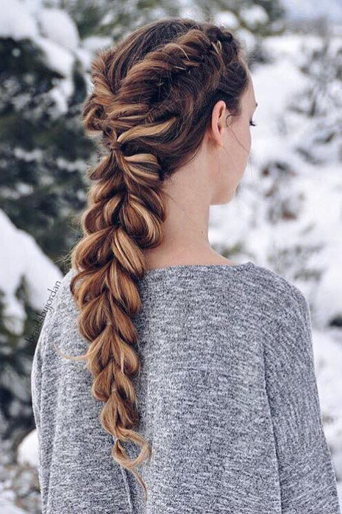 beauty braid idea