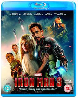 Iron Man 3 [BD25]