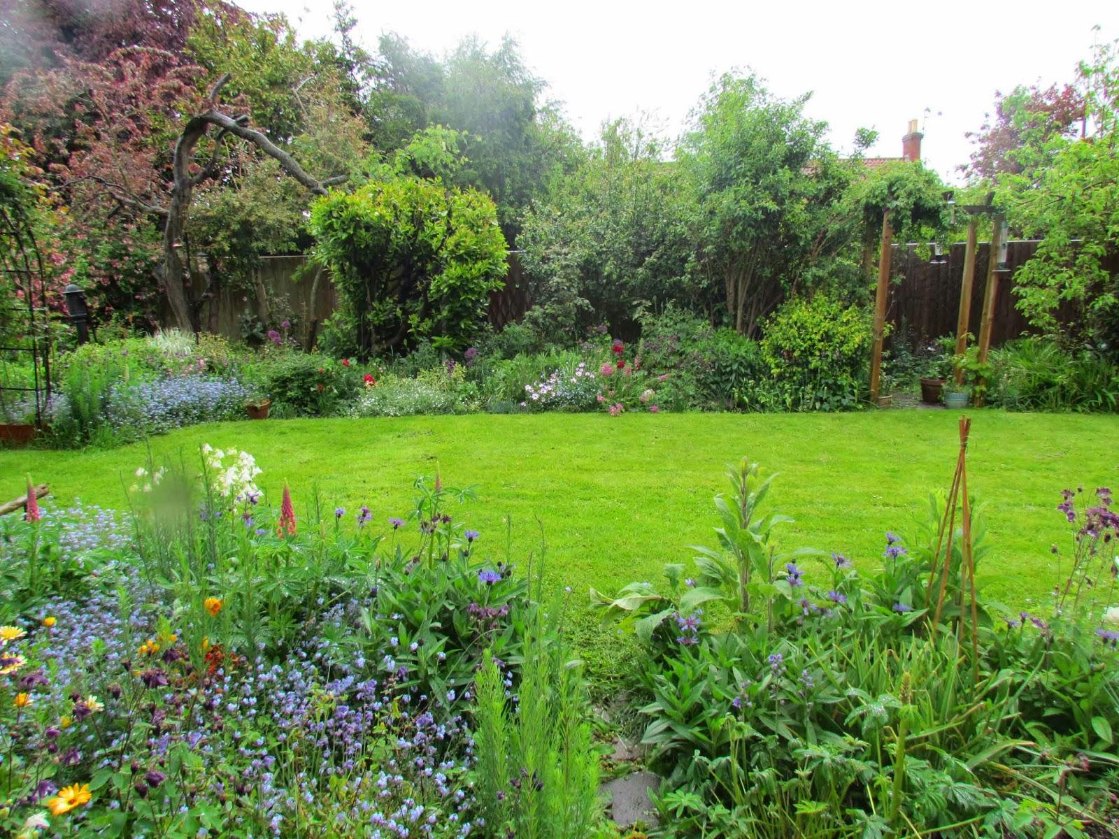 Woodlouse House: The Wet Garden on Landscaping Ideas For Wet Backyard id=93686