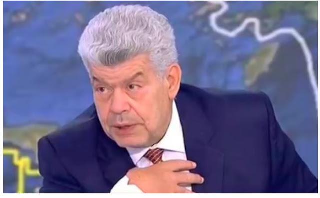 ΔΗΛΩΣΗ ΣΟΚ ΤΟΥ ΚΑΘΗΓΗΤΗ Ι.ΜΑΖΗ:Θα σηκωθούν νεκροί από τάφους αν ο Μητσοτάκης ψηφίσει με ΣΥΡΙΖΑ τα μνημόνια Πρεσπών