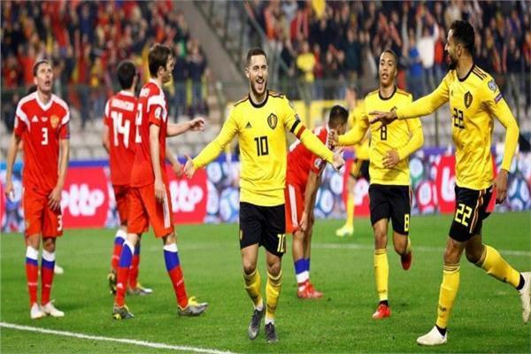 موعد مباراة بلجيكا وفنلندا في كأس الامم الاوروبيه
