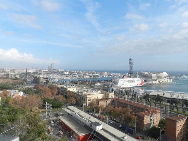 Mirador de Poble Sec - Barcelona